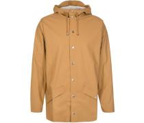 Regenjacke / wasserabweisende Jacke khaki