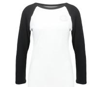 Langarmshirt white
