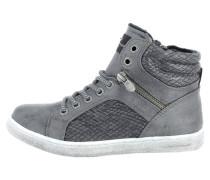Sneaker high anthrazit