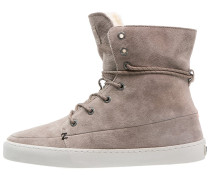 VERMONT Sneaker high dark taupe/light grey
