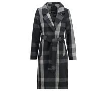 TALLA JA Wollmantel / klassischer Mantel black