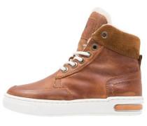 Sneaker high naturel