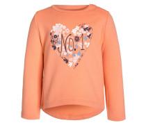Sweatshirt peach blush