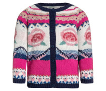 Strickjacke multicolor
