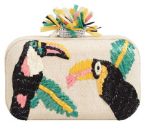 MEXICO - Clutch - beige