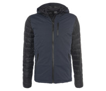 Daunenjacke dark blue/black