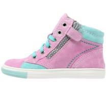 Sneaker high candy/jade
