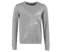 Sweatshirt gris chine