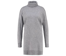 WANNI Strickkleid strong grey