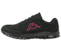 ROCKET - Sneaker low - black/pink