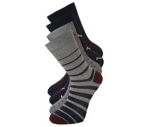 JACHIKKA 4 PACK Socken port royale