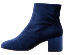 Stiefelette blau