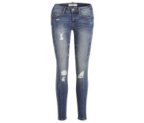 TAMPA - Jeans Skinny Fit - middle blue
