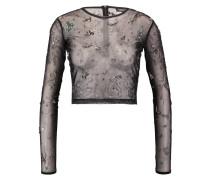 STAR Langarmshirt black