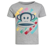 COLORS - T-Shirt print - grey melange