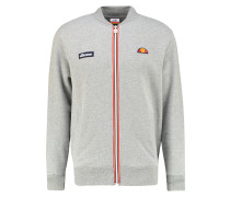 ALLEVI Sweatjacke athletic grey marl