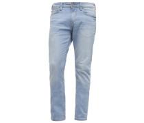 PIERS Jeans Slim Fit heavy bleached blue denim