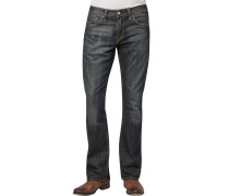 527 BOOTCUT Jeans Bootcut dusty black