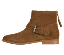 Ankle Boot - cigar