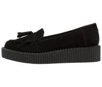 KEEPER Slipper black