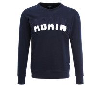 AGAIN RIZO - Sweatshirt - marine blue