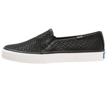 DOUBLE DECKER Slipper black