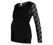 MLLASON TESS Langarmshirt black