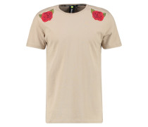 ROTHKO - T-Shirt print - nude/multi
