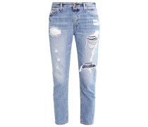ROSSLAND - Jeans Relaxed Fit - light indigo