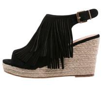PEYTON High Heel Sandaletten black