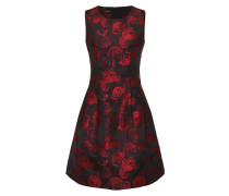 Cocktailkleid / festliches Kleid - dark red/ black