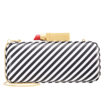 CARRIE Clutch black/white
