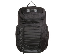 UNDENIABLE Tagesrucksack black/silver