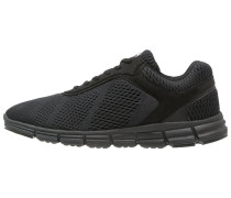 Sneaker low allblack