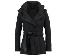 ONLLISA Wollmantel / klassischer Mantel black