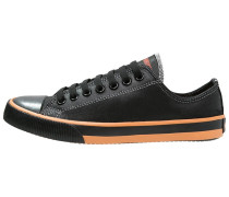 ROARKE Sneaker low black/orange