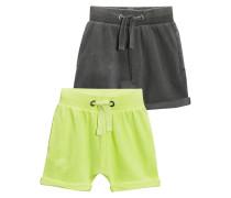 2 PACK - Shorts - light green