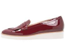 Slipper bordo