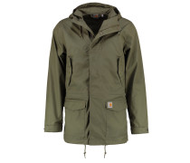 BATTLE - Parka - rover green