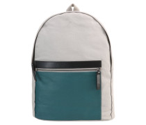 Tagesrucksack - grey/black/green