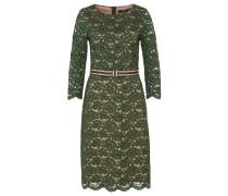 Cocktailkleid / festliches Kleid blattgrün