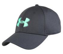 BLITZING II - Cap - gray graphite/vapor green