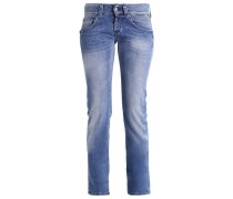 NEWSWENFANI Jeans Straight Leg blue denim