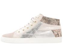 Sneaker high rose/multicolor