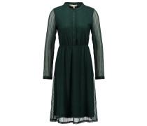 Blusenkleid green