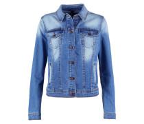 Jeansjacke - mid blue