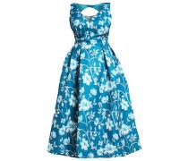 RUELLA Cocktailkleid / festliches Kleid teal