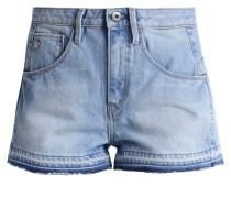 ARC 3D HIGH SHORT - Jeans Shorts - wisk denim