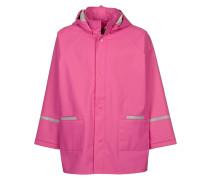 Regenjacke / wasserabweisende Jacke - pink