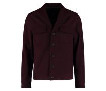 Leichte Jacke dark burgundy